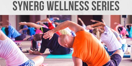 synerG Wellness Series: O2 Fitness tickets