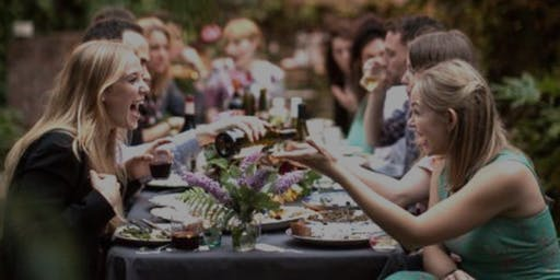 Spoke Autumn Dinner Party