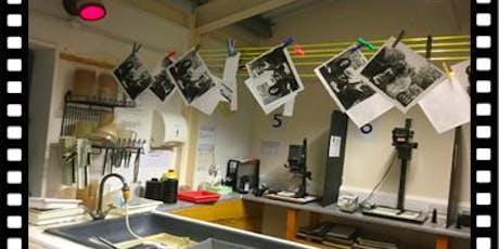 Black and White Darkroom Workshop tickets