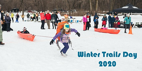 Winter Trails Day 2020 tickets
