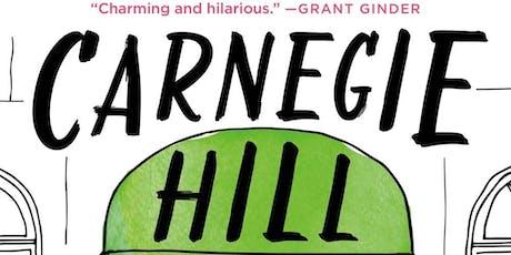Jonathan Vatner ( Harvard Alum)   - Carnegie Hill: A Novel tickets