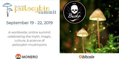 The Psilocybin Summit LIVE in Tulum - September 19-22. 2019
