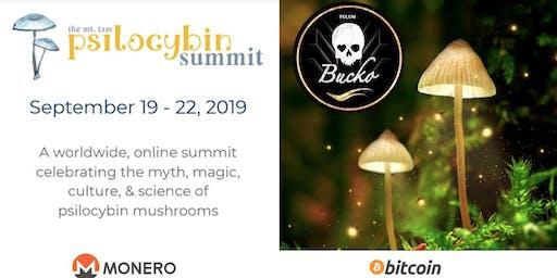 The Psilocybin Summit LIVE in Tulum - September 19-22. 2019