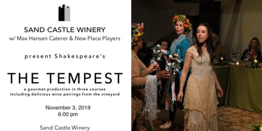 The TEMPEST - Dinner Theatre Production
