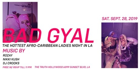 Bad Gyal LA tickets