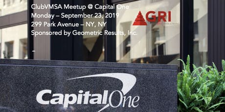 ClubVMSA Meetup @ Capital One by GRI tickets