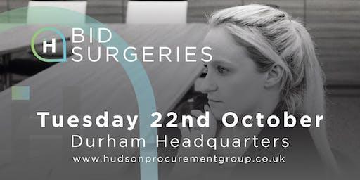 Hudson Bid Surgeries