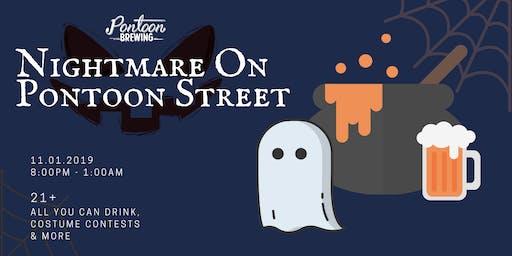 Nightmare on Pontoon Street