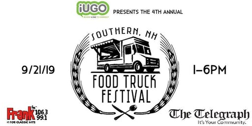 4th Annual Southern NH Food Truck Festival