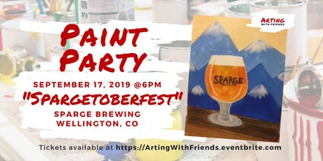 Spargetoberfest - Sparge Brewing tickets