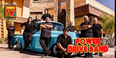 Power Drive Band Live at Paz
