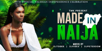 THE OFFICIAL NASHVILLE NIGERIAN INDEPENDENCE PARTY