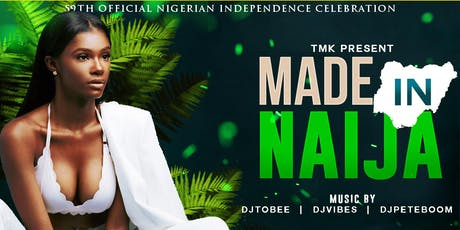 THE OFFICIAL NASHVILLE NIGERIAN INDEPENDENCE PARTY tickets