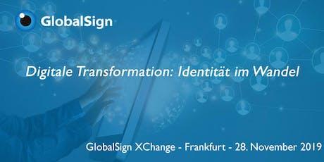 GlobalSign XChange Tickets