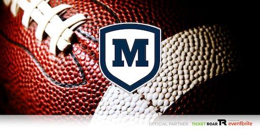 Archbishop Moeller vs La Salle Varsity Football
