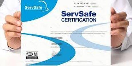 Proctored Servsafe Online Manager Course + Exam | Hartford Connecticut tickets