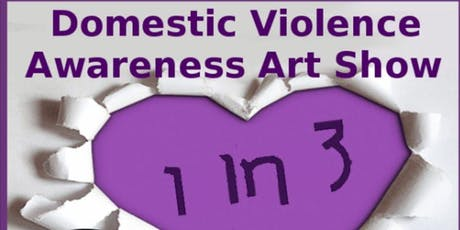 Art Show - Domestic Violence Awareness tickets