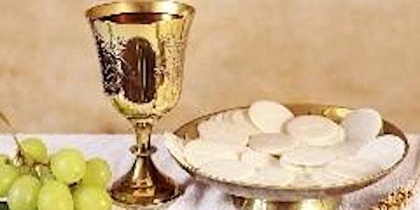 Curates Hard Skills Day: Eucharist tickets