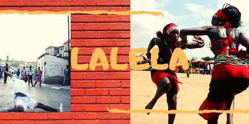 Lalela, Listen! Kick Off Party