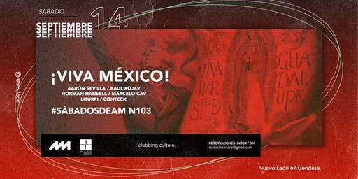 VIVA MEXICO @AM LOCAL