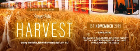 Prayer Ride Harvest tickets