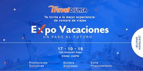 Expo Vacaciones: Un Paso al Futuro entradas