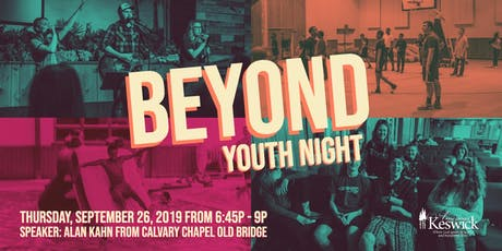 Beyond Youth Night tickets