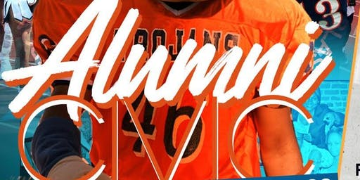 Alumni Civic: A Blast From the Past VSU Homecoming
