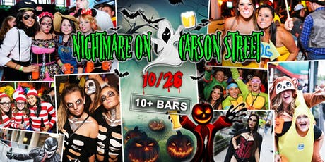 Nightmare on Carson Street 2019 (Pittsburgh) tickets