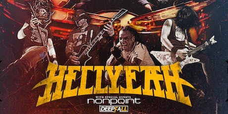 HELLYEAH - A CELEBRATION OF LIFE CELEBRATING VINNIE PAUL tickets