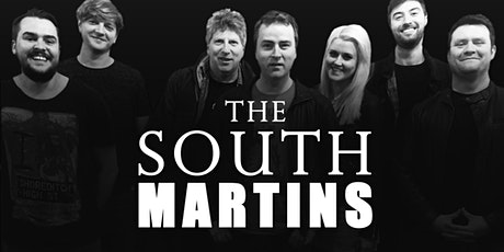 The Southmartins tickets