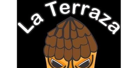 Salsa en La Terraza tickets