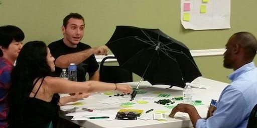 Green Dot Violence Prevention Workshop Friday 11-8-19