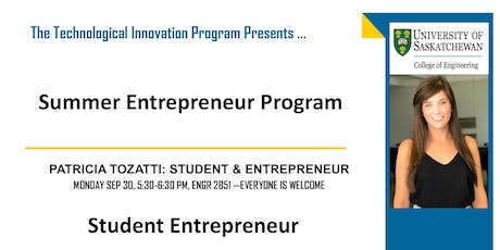 Technological Innovation Guest Speaker Series tickets