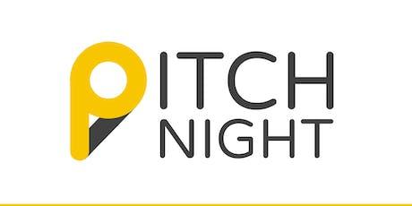 Pitch Night 2 tickets