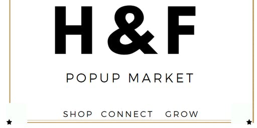 VENDORS WANTED AT H&F  Baybrook Mall Pop-Up market events!