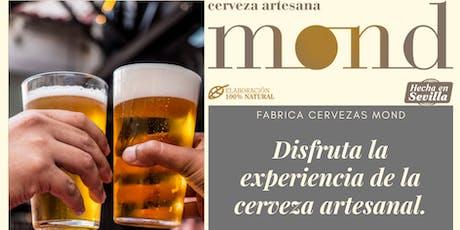 Visita a Fabrica de Cerveza + Cata entradas