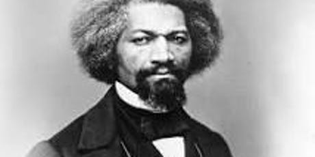 """A Seat at the Table: Dinner With Frederick Douglass"" a play with music  tickets"