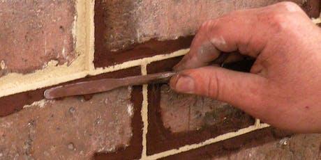 History, Conservation & Repair of Traditional Brickwork Seminar tickets