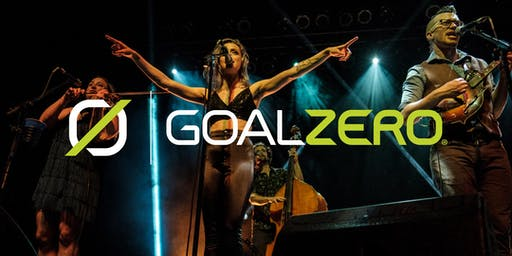 Music, Food, and Beer with Goal Zero and Roof Tech