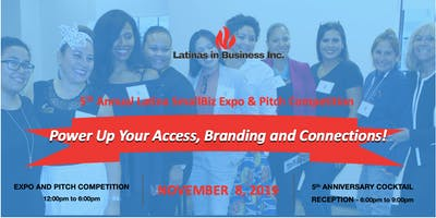 2019 Latina SmallBiz Expo and Pitch Competition