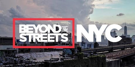 NYCHA Family Activity: Beyond The Streets Exhibition tickets