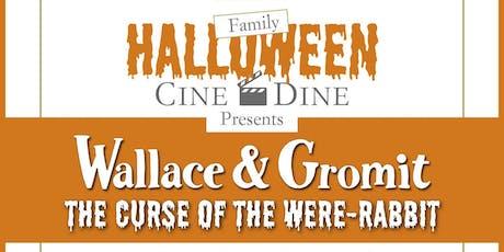 Family Hallowen Cine Dine tickets