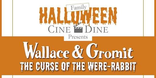 Family Hallowen Cine Dine