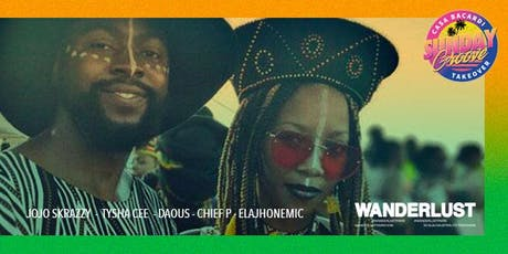 Sunday Groove - Africa is the future au Wanderlust billets