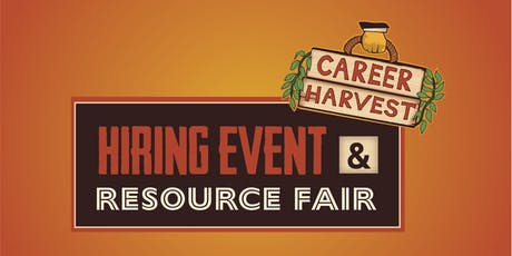 Career Harvest Hiring Event & Resource Fair tickets