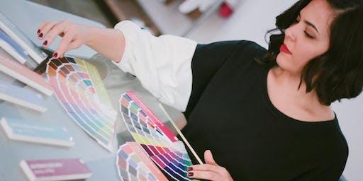 Dia de Análise de Coloração Pessoal - Retroq