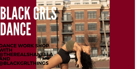 Black Grls Dance tickets