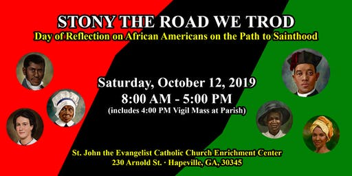 Day of Reflection on African Americans on the Path to Sainthood