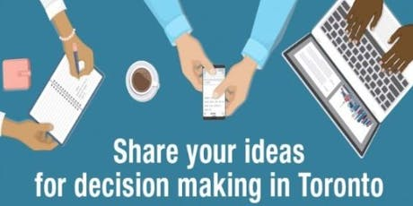 Governance & Decision Making in Your City Neighbourhood Assns Workshop tickets